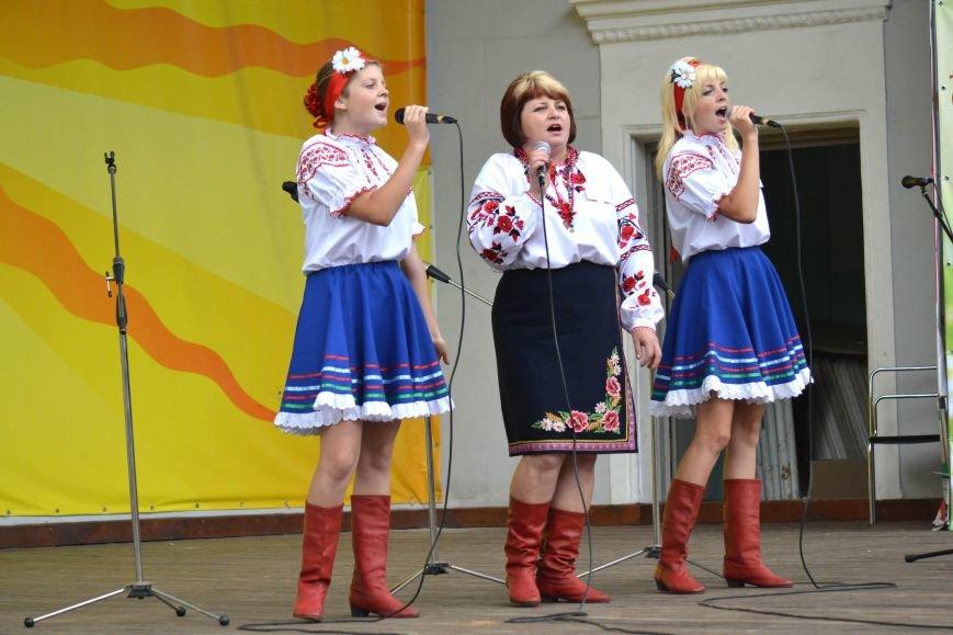 В Запорожье на фестивале семейные коллективы спели свои любимые песни (ФОТО), фото-9