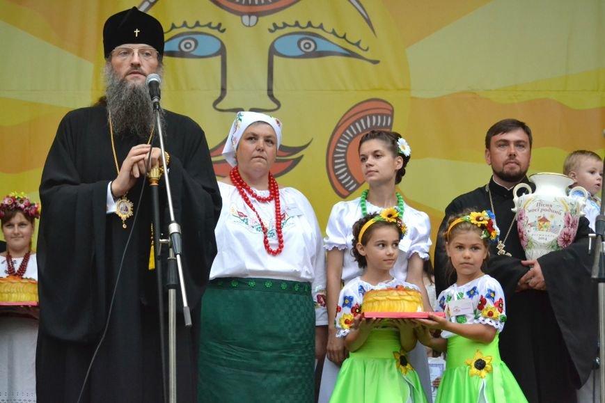 В Запорожье на фестивале семейные коллективы спели свои любимые песни (ФОТО), фото-30