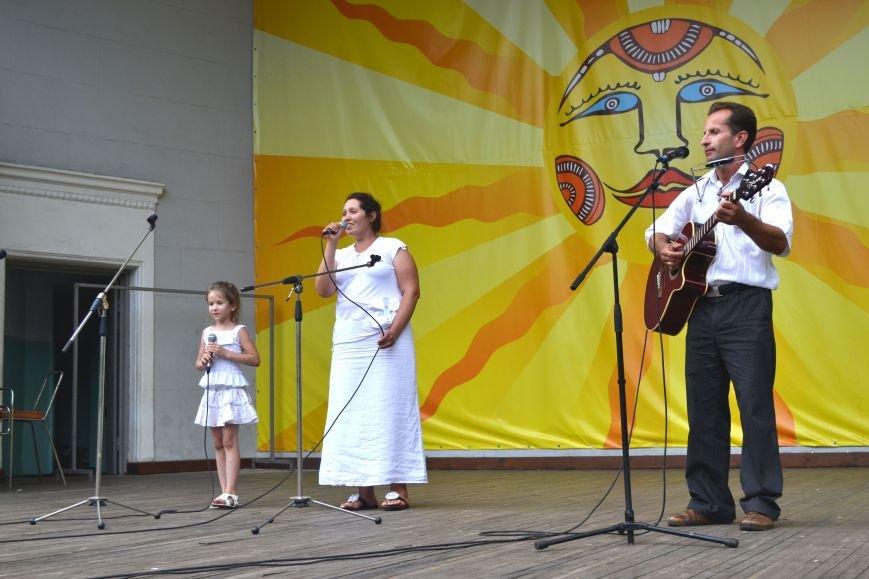 В Запорожье на фестивале семейные коллективы спели свои любимые песни (ФОТО), фото-21