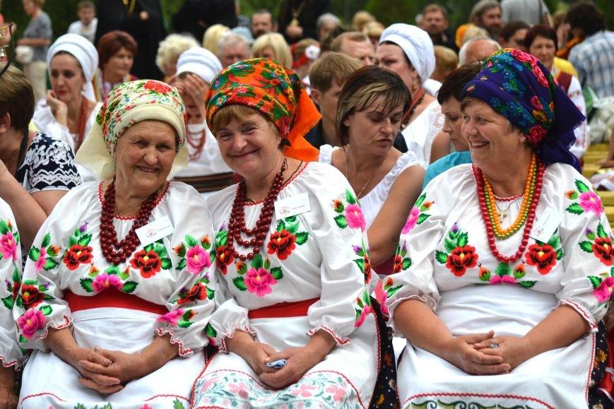 В Запорожье на фестивале семейные коллективы спели свои любимые песни (ФОТО), фото-4