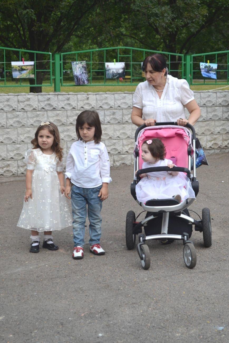 В Запорожье на фестивале семейные коллективы спели свои любимые песни (ФОТО), фото-20