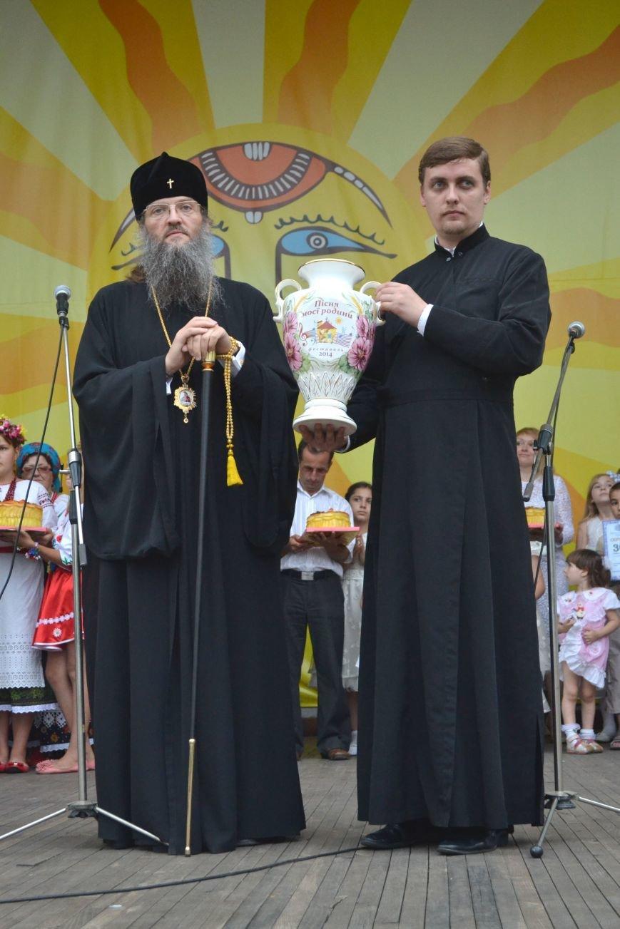В Запорожье на фестивале семейные коллективы спели свои любимые песни (ФОТО), фото-29