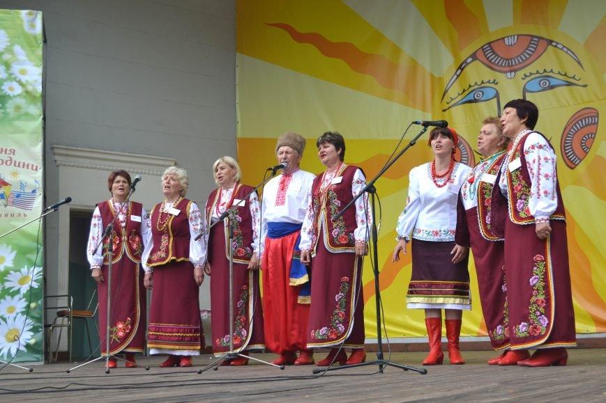 В Запорожье на фестивале семейные коллективы спели свои любимые песни (ФОТО), фото-11