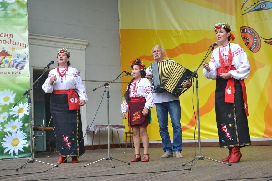 В Запорожье на фестивале семейные коллективы спели свои любимые песни (ФОТО), фото-8