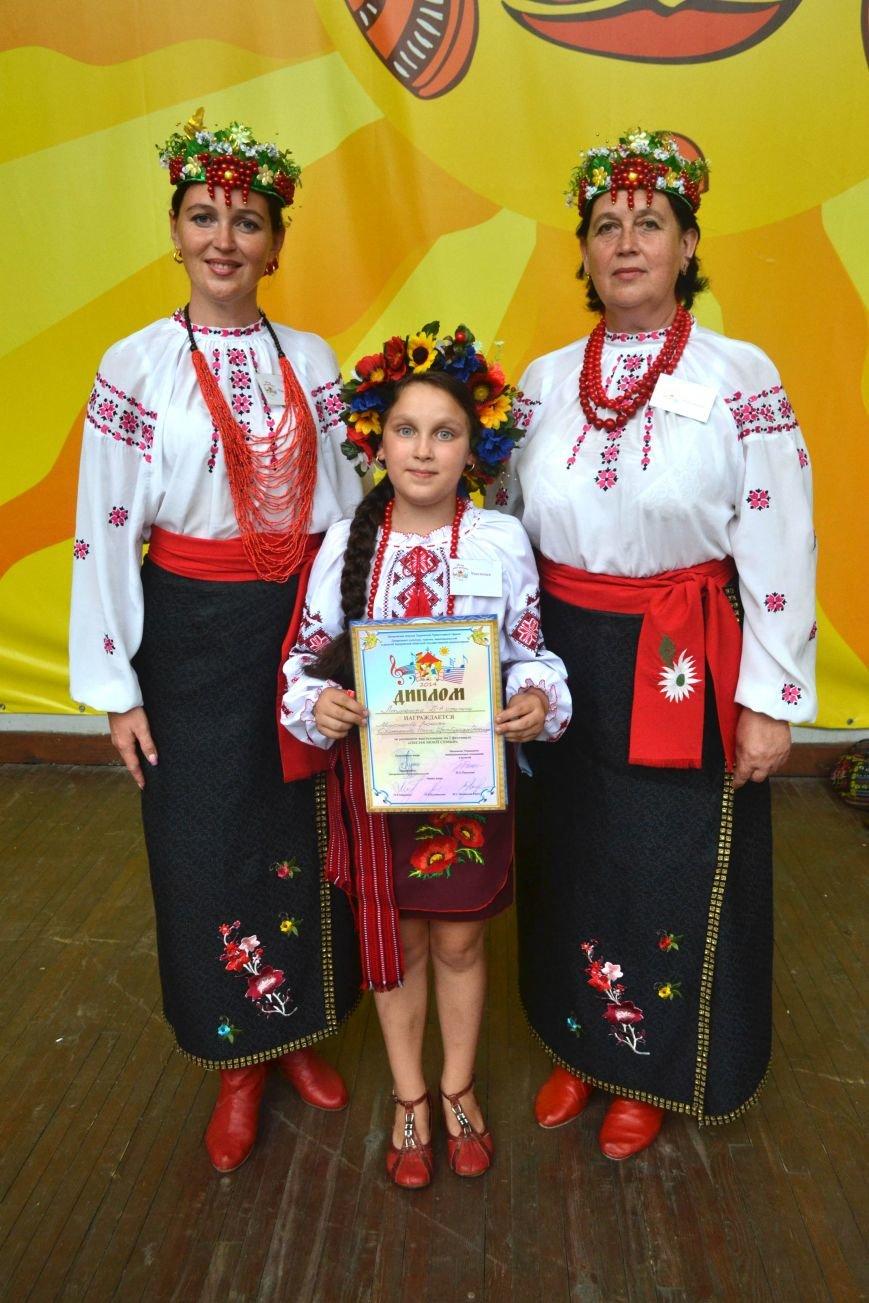 В Запорожье на фестивале семейные коллективы спели свои любимые песни (ФОТО), фото-27