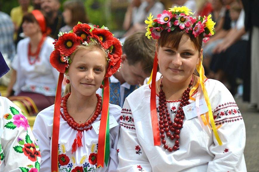 В Запорожье на фестивале семейные коллективы спели свои любимые песни (ФОТО), фото-3