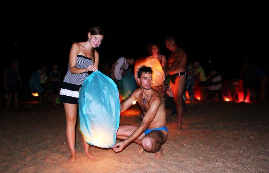 На пляже Мариуполя устроили танцевальную феерию (ФОТО), фото-13