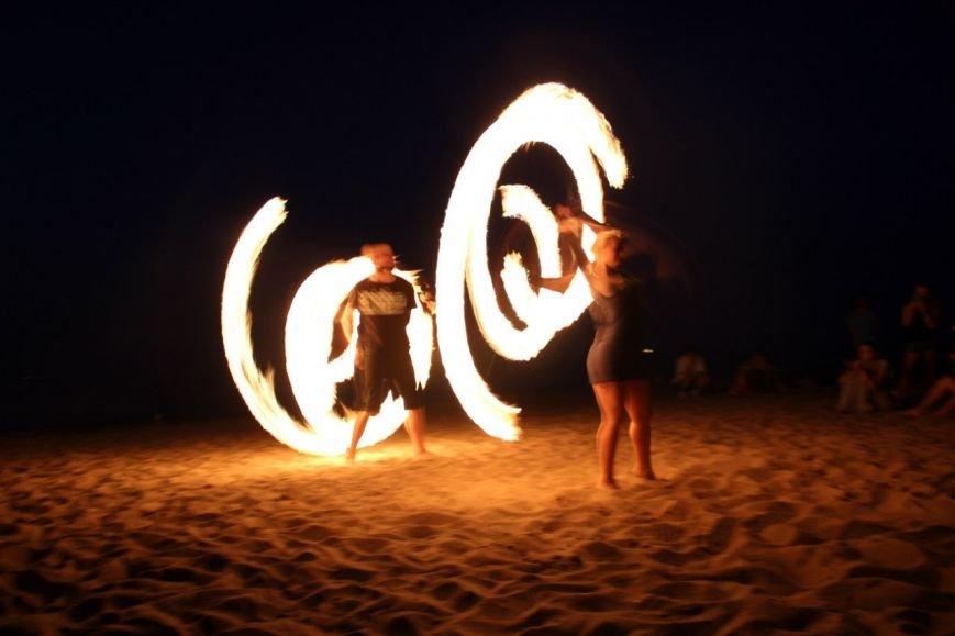 На пляже Мариуполя устроили танцевальную феерию (ФОТО), фото-10