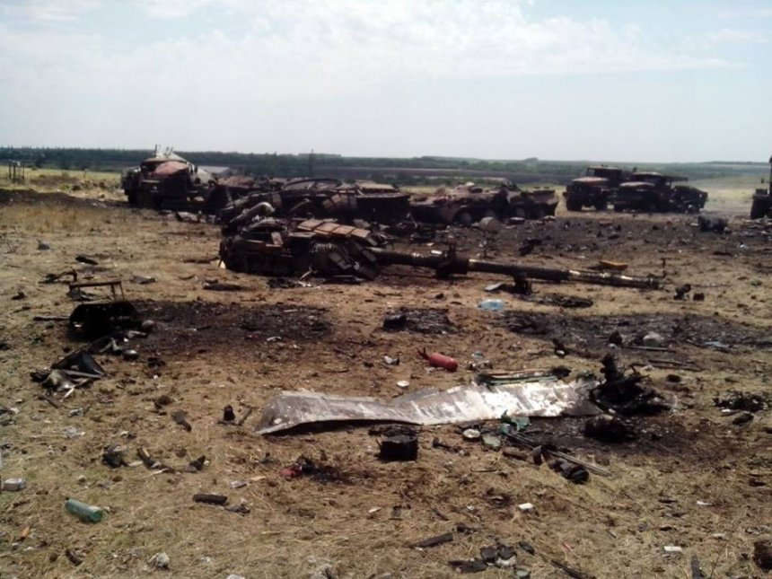 Украинский пограничник о результатах обстрела «Градом»: Я знаю, как выглядит Ад (ФОТО), фото-4