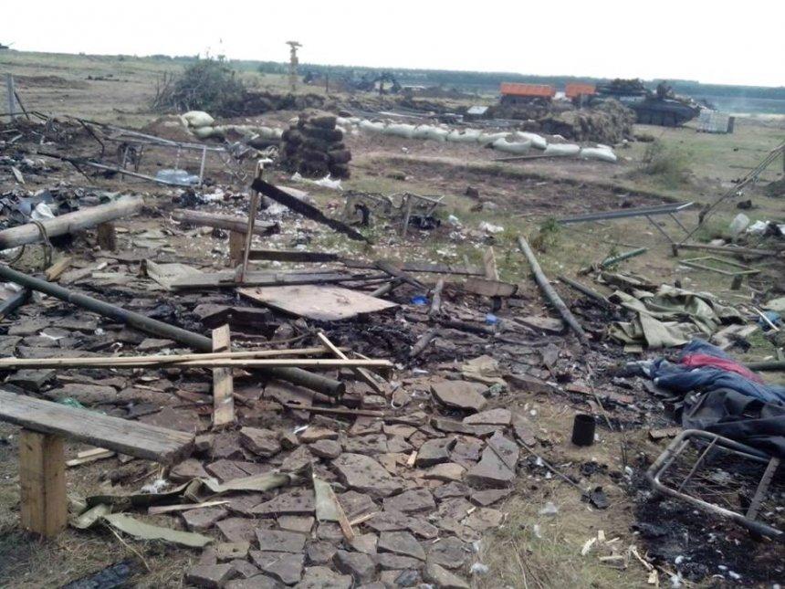 Украинский пограничник о результатах обстрела «Градом»: Я знаю, как выглядит Ад (ФОТО), фото-2