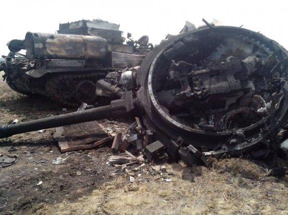 Украинский пограничник о результатах обстрела «Градом»: Я знаю, как выглядит Ад (ФОТО), фото-1
