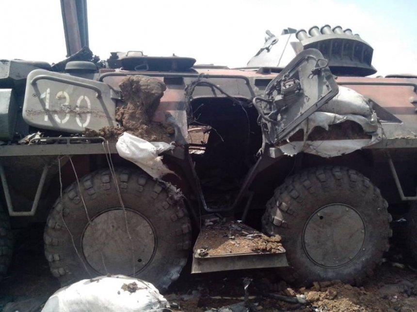Украинский пограничник о результатах обстрела «Градом»: Я знаю, как выглядит Ад (ФОТО), фото-5