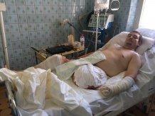 33-летний украинский военный нуждается в помощи, фото-1
