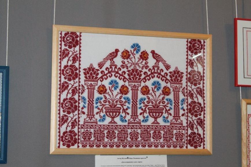 На выставке «Дивоцвіти Часів Яру» объединили работы современников и аутентичные работы народного творчества (ФОТО+ВИДЕО), фото-9