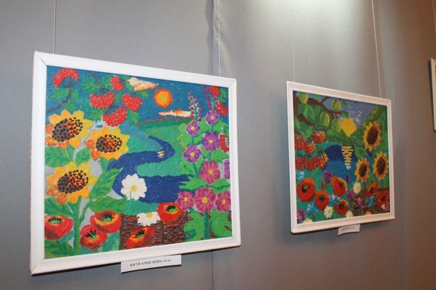 На выставке «Дивоцвіти Часів Яру» объединили работы современников и аутентичные работы народного творчества (ФОТО+ВИДЕО), фото-5