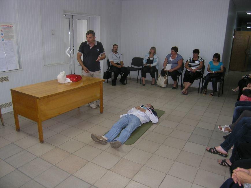 Суми: рятувальники провели «урок безпеки» для прийомних батьків, фото-2