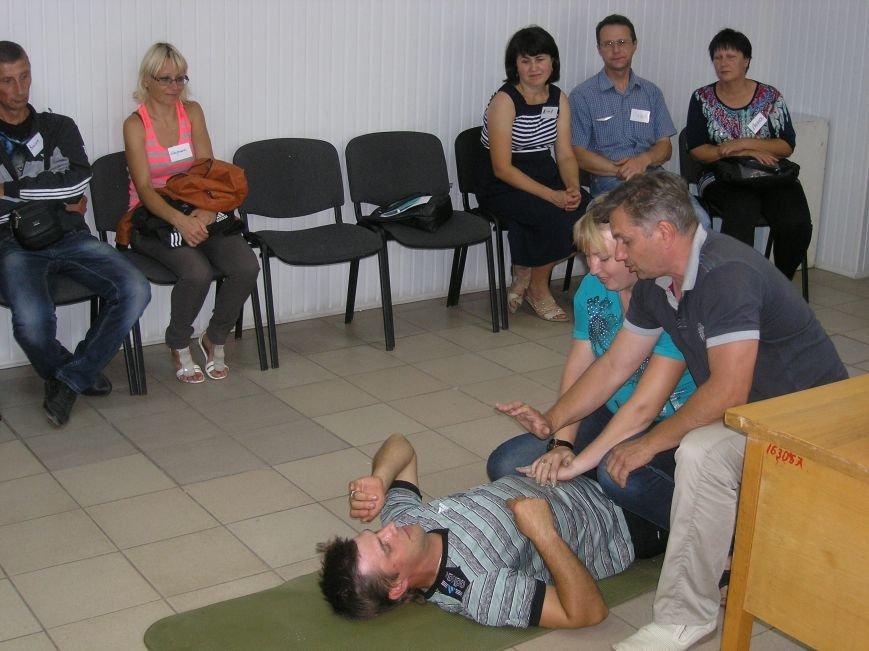 Суми: рятувальники провели «урок безпеки» для прийомних батьків, фото-1