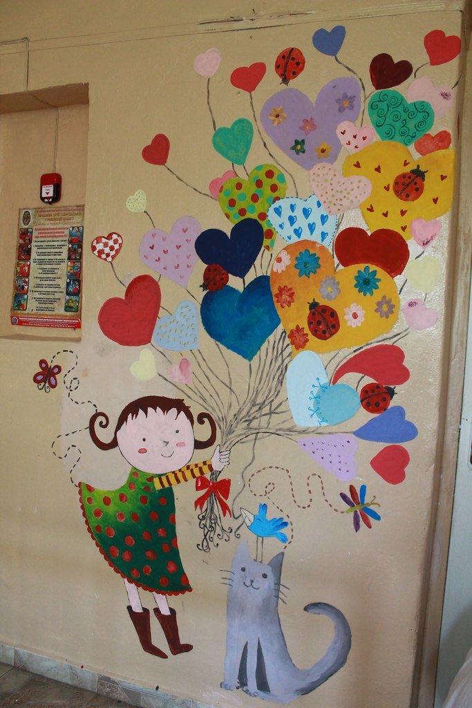 Рівнян запрошують розфарбувати стіни дитячого онковідділення (Фото), фото-1