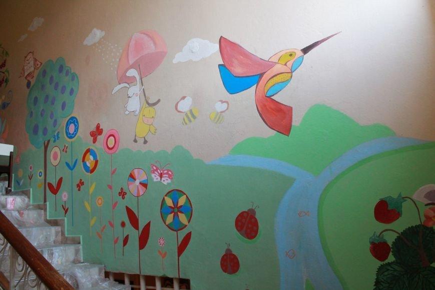 Рівнян запрошують розфарбувати стіни дитячого онковідділення (Фото), фото-7