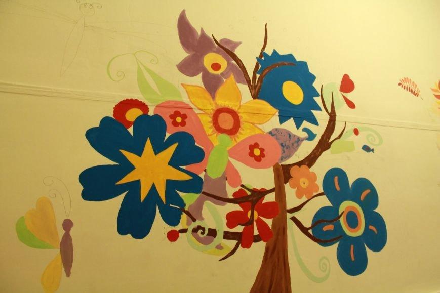 Рівнян запрошують розфарбувати стіни дитячого онковідділення (Фото), фото-4