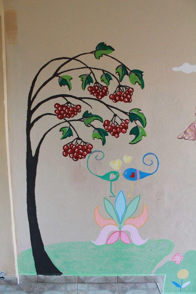 Рівнян запрошують розфарбувати стіни дитячого онковідділення (Фото), фото-2