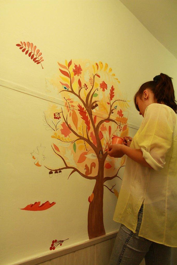 Рівнян запрошують розфарбувати стіни дитячого онковідділення (Фото), фото-6