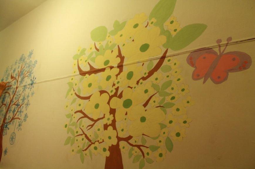 Рівнян запрошують розфарбувати стіни дитячого онковідділення (Фото), фото-8