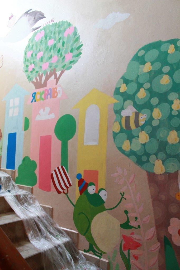 Рівнян запрошують розфарбувати стіни дитячого онковідділення (Фото), фото-9