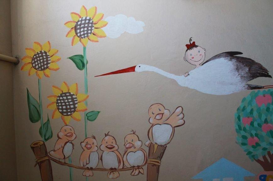 Рівнян запрошують розфарбувати стіни дитячого онковідділення (Фото), фото-5