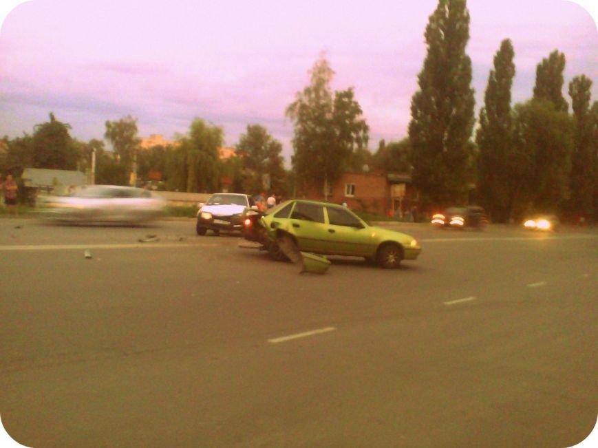 В Сумах из-за пьяного водителя на Харьковской крупная авария(ФОТО), фото-2