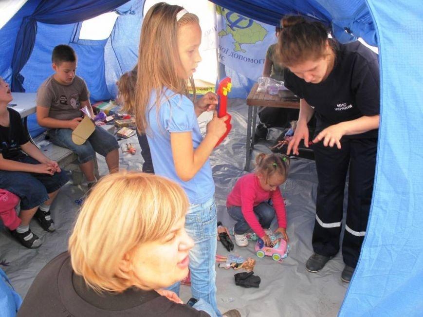 За 20 дней Запорожье приняло 4319 беженцев из зоны АТО, фото-3