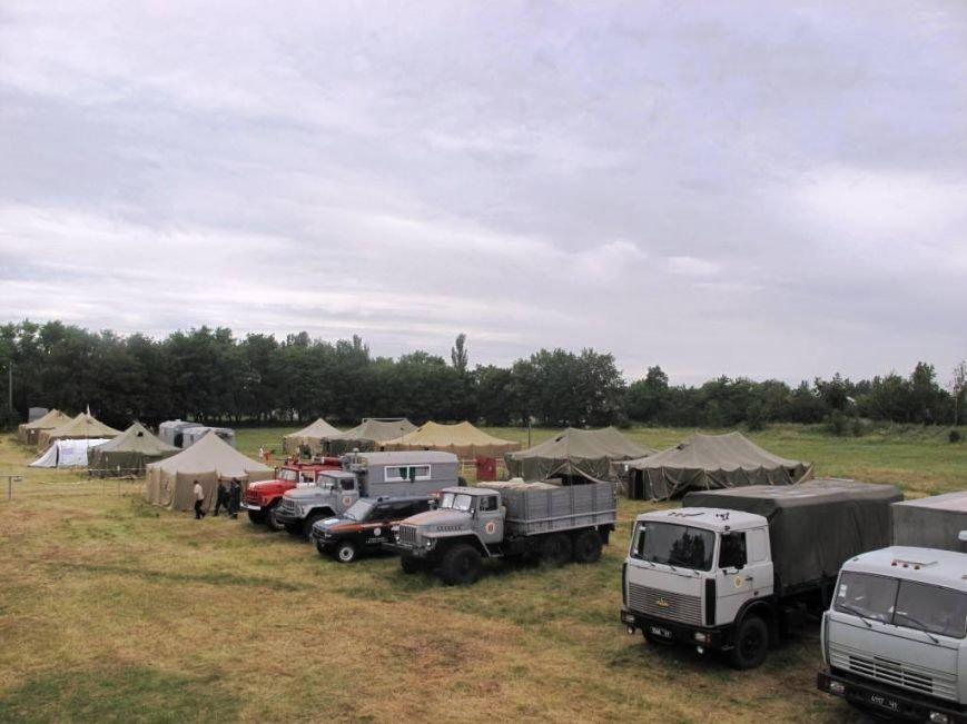 За 20 дней Запорожье приняло 4319 беженцев из зоны АТО, фото-4