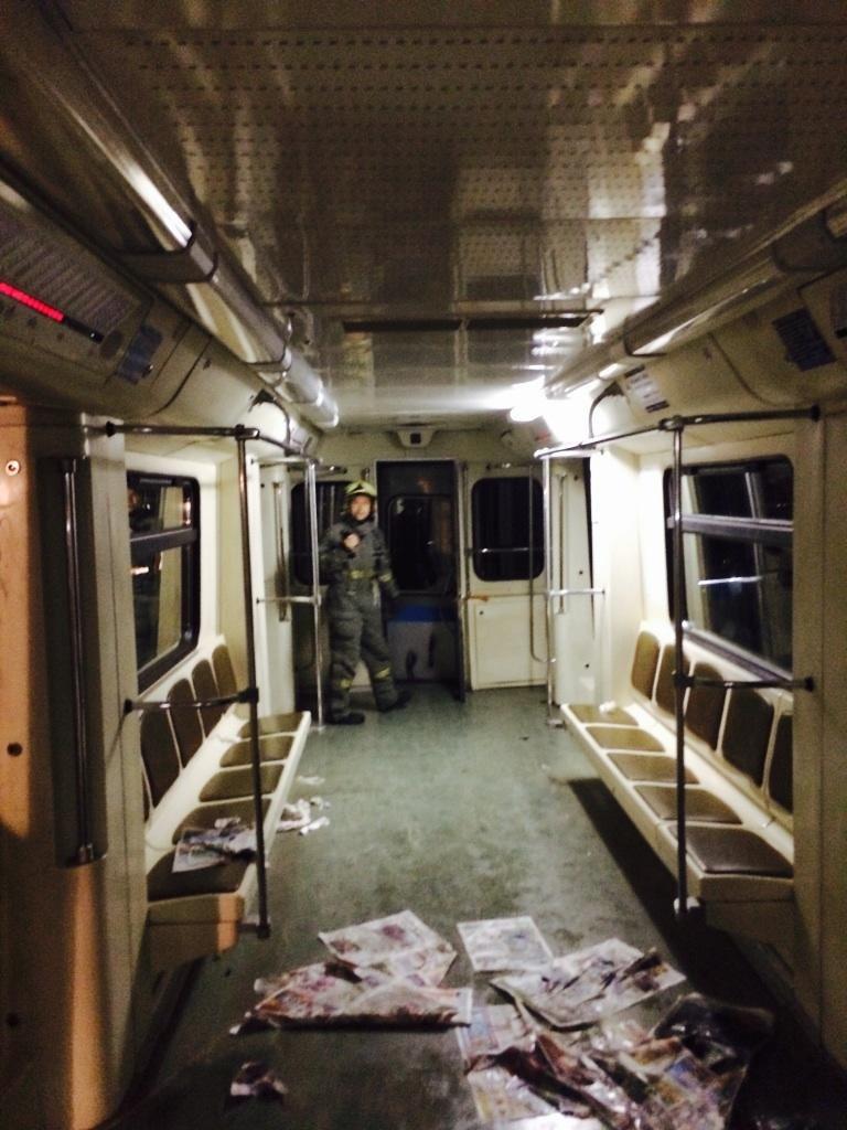 В катастрофі у московському метро дивом не постраждав львів'янин (ФОТО), фото-2