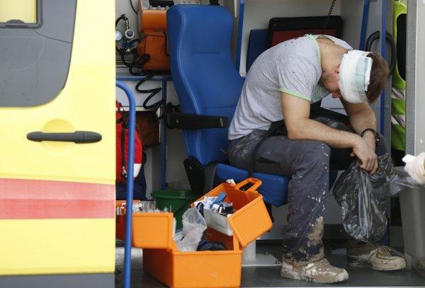 В катастрофі у московському метро дивом не постраждав львів'янин (ФОТО), фото-6