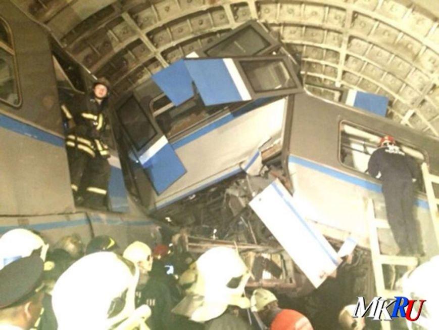 В катастрофі у московському метро дивом не постраждав львів'янин (ФОТО), фото-3
