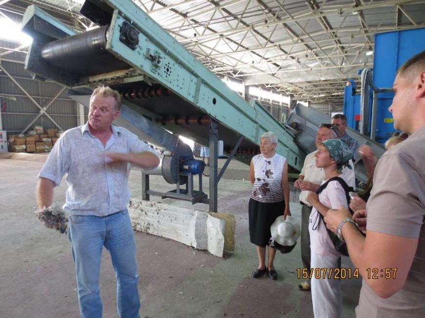 Відбулася перша екскурсія на Рівненський сміттєпереробний завод (Фото), фото-2