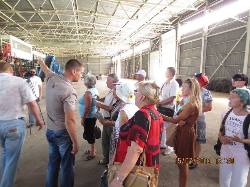Відбулася перша екскурсія на Рівненський сміттєпереробний завод (Фото), фото-7