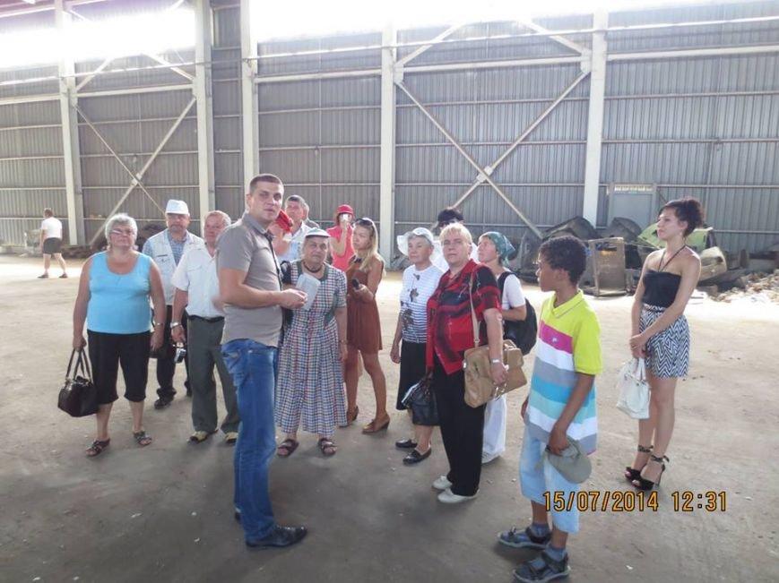 Відбулася перша екскурсія на Рівненський сміттєпереробний завод (Фото), фото-6
