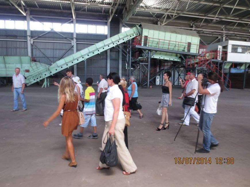 Відбулася перша екскурсія на Рівненський сміттєпереробний завод (Фото), фото-3