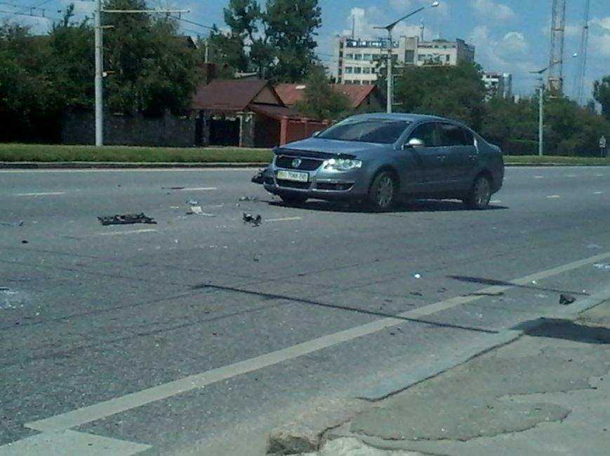 На Стрийській ДТП: зіштовхнулись дві іномарки (ФОТО), фото-6