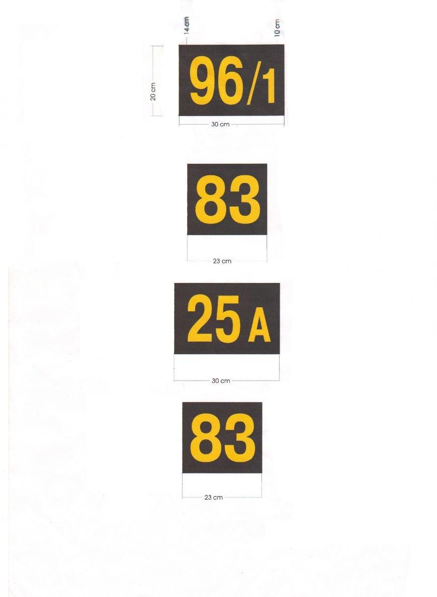 В Сумах займутся установкой указателей на улицы (ФОТО), фото-2