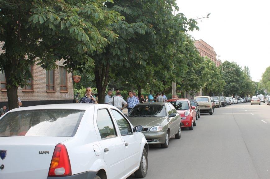 Акция в поддержку начальника УВД Кривого Рога продолжится в Киеве (ФОТО), фото-3