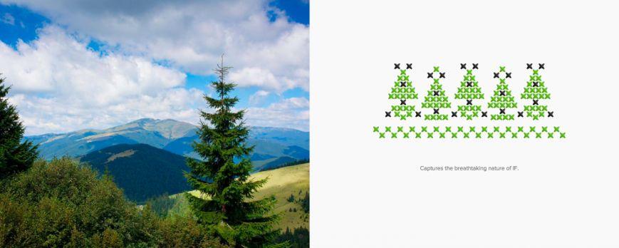 Ідея лого природии (джерело - aimbulance.com)