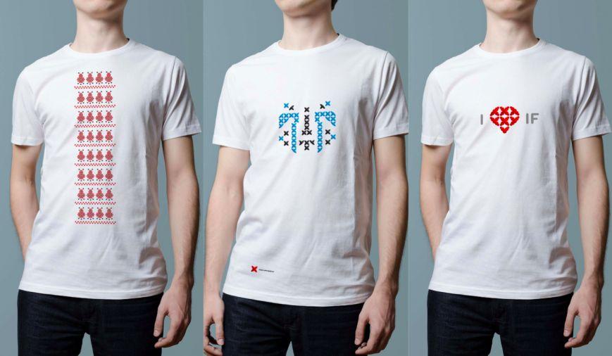 Футболки з логотипами (фото - aimbulance.com)