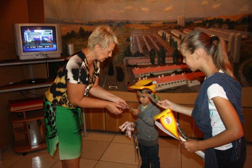 В Запорожье детям-переселенцам организовали экскурсию (ФОТО), фото-4