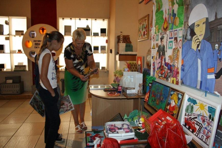 В Запорожье детям-переселенцам организовали экскурсию (ФОТО), фото-1
