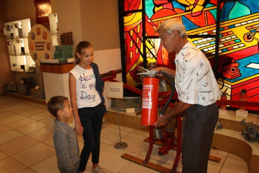 В Запорожье детям-переселенцам организовали экскурсию (ФОТО), фото-3