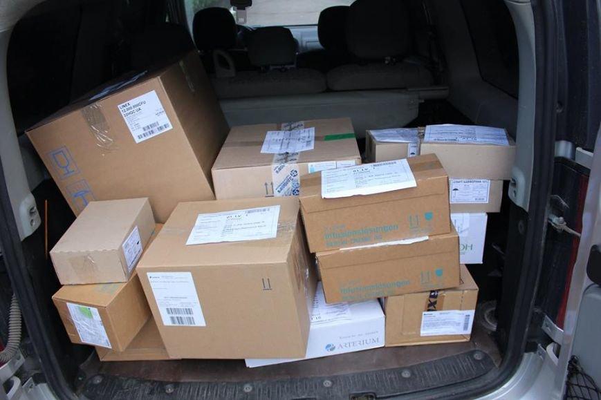 Львівські активісти придбали вантажівку ліків на 30 тисяч гривень для ранених з АТО (ФОТО), фото-2