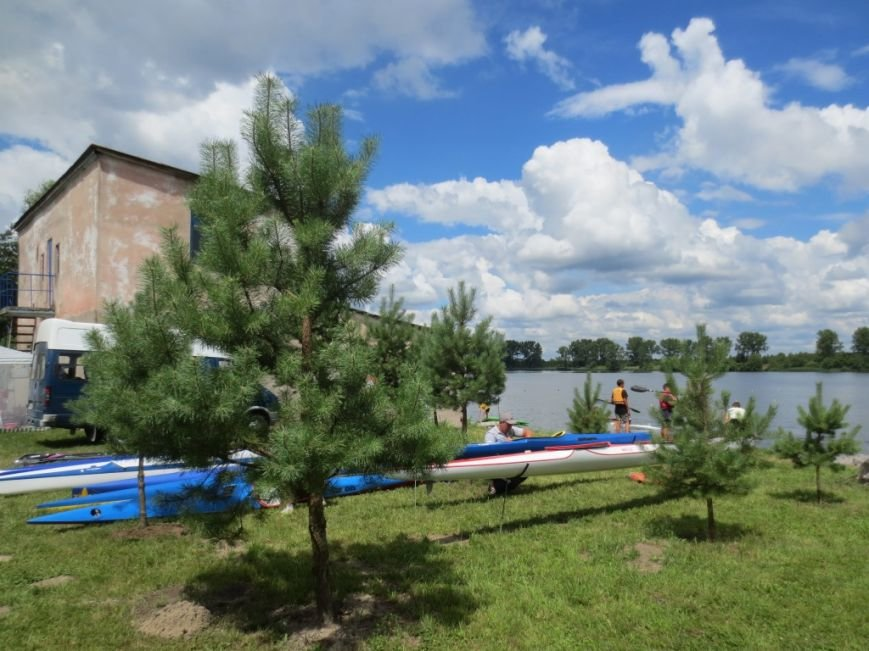 На Львівщині розіграли «путівки» на турнір з плавання на байдарках (фоторепортаж), фото-7