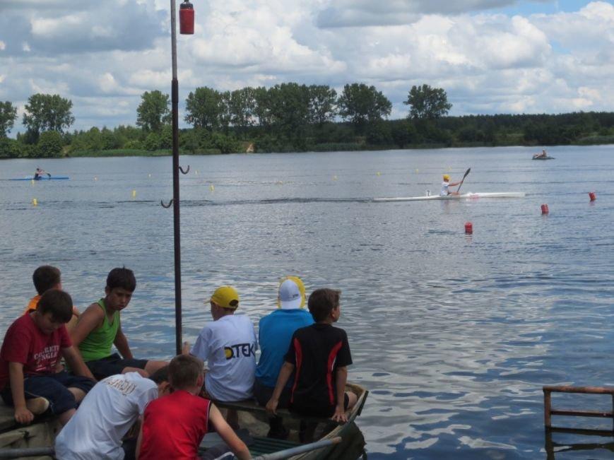 На Львівщині розіграли «путівки» на турнір з плавання на байдарках (фоторепортаж), фото-5